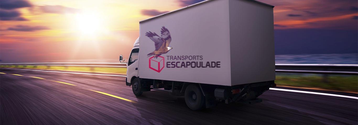 Transports de marchandises Escapoulade